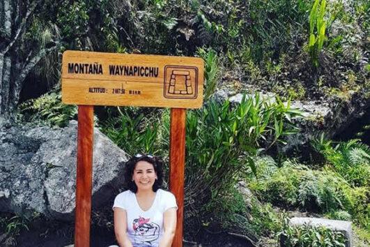 montaña wayna picchu