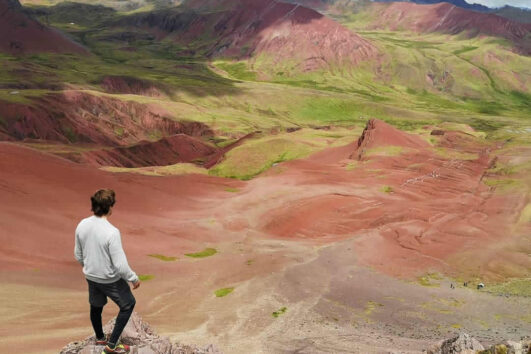 red valley vinicunca