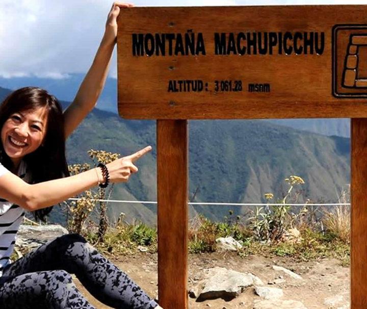 machu picchu montaña