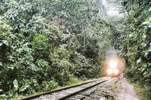 machupicchu tren