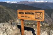 machupicchu mountain